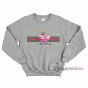 For Sale Exclusive Gucci Pig Pecs Parody Sweatshirt