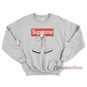For Sale Supreme Stern Pinball Machine Sweatshirt Unisex