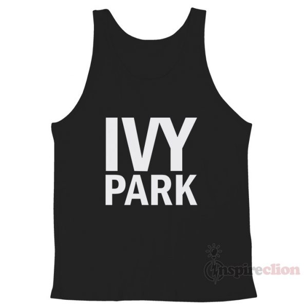 Ivy Park Logo Tank Top Unisex