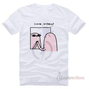 For Sale Love Urself Short Sleeve T-shirt Unisex