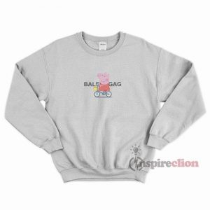 For Sale Peppa Pig Bicycle Cartoon Long Sleeve Unisex