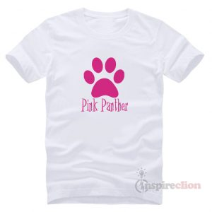 For Sale Pink Panther T-shirt Cheap Trendy Unisex