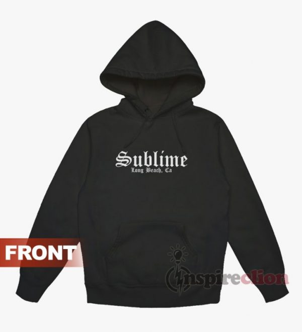 For Sale Sublime Long Beach Hoodie Unisex