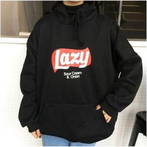 Lazy Lay's Sour Cream & Onion Hoodie Unisex