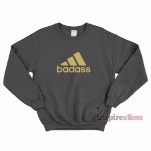 For Sale Badass Adidas Stripes Sweatshirt Cheap Trendy