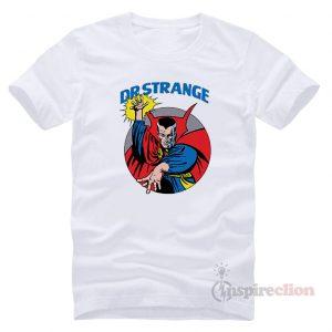 Marvel Doctor Strange Vintage Retro T-Shirt Trendy Clothes