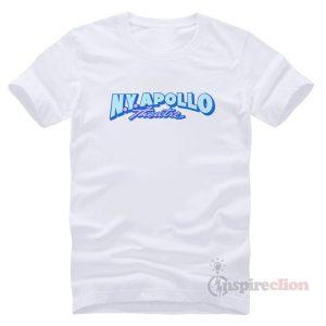 Supreme Rare 2001 NY Apollo Theatre T-shirt Cheap Trendy