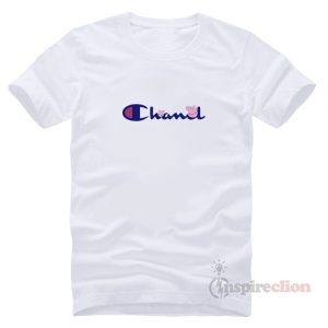For Sale Chanel x Champion With Peppa T-shirt