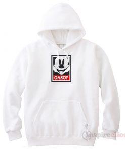 For Sale OHBOY OBEY Mickey Hoodie Unisex