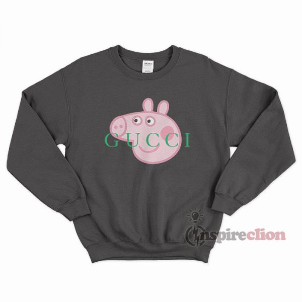 For Sale Peppa Pig Gucci T-shirt Sweatshirt Cheap Trendy