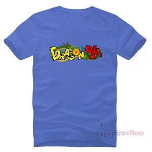 Dragon Ball Logo Trendy Funny T-Shirt