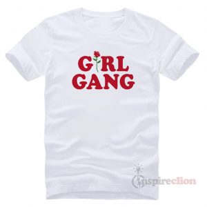 Girl Gang Feminist T-Shirt Trendy Clothes