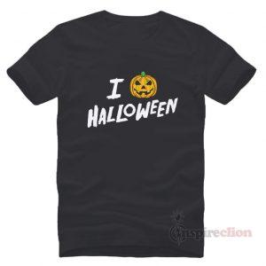 Halloween Pumpkins Funny T-Shirt