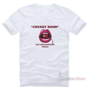 Cherry Bomb Sensation Funny T-Shirt Clothes