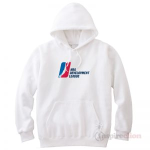 NBA G League New York Knicks Grand Rapids Drive Logo Hoodie