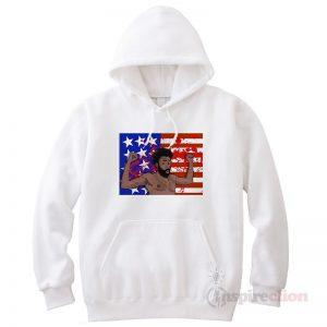This is America Flag Childish Gambino Hoodie