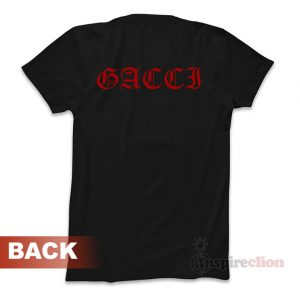 Gacci Gang Gucci Money Gang Style Pig T-Shirt