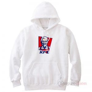KFC x Champion Parody Fast Food Sportswear Logo Hoodie