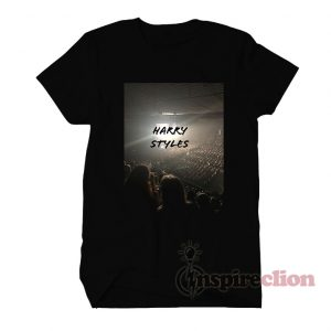 Harry styles Live Concert T-Shirt