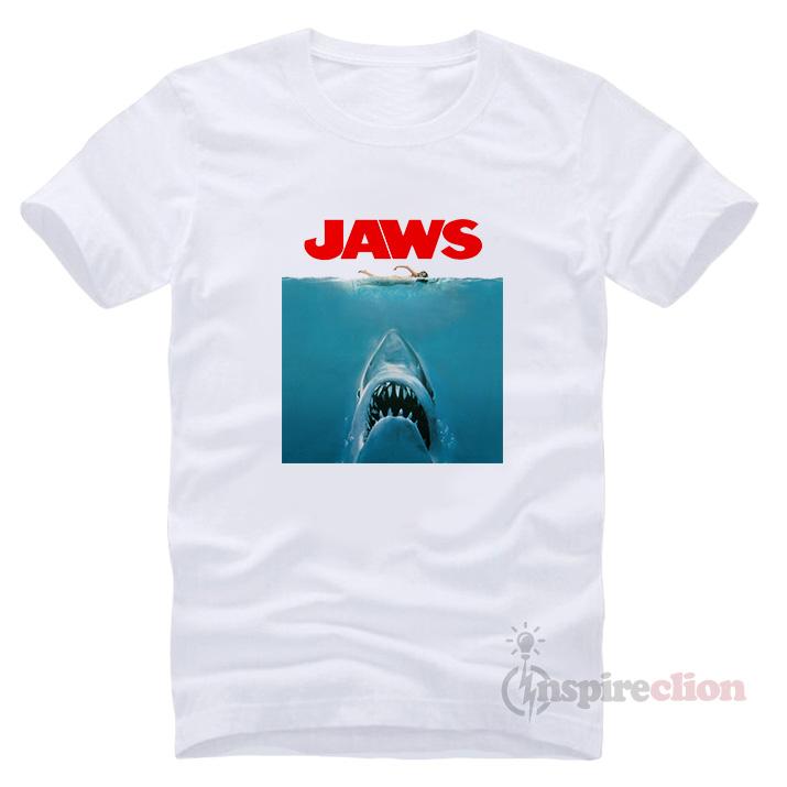 c07b529e American Classics Jaws Shark T-Shirt - Inspireclion.com
