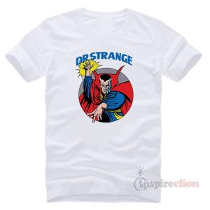 dbda51e5 Next, vintage 80's t-shirts you should have, Marvel Doctor Strange Vintage  Retro T-Shirt Trendy Clothes. As a result, with those crew neck style, ...
