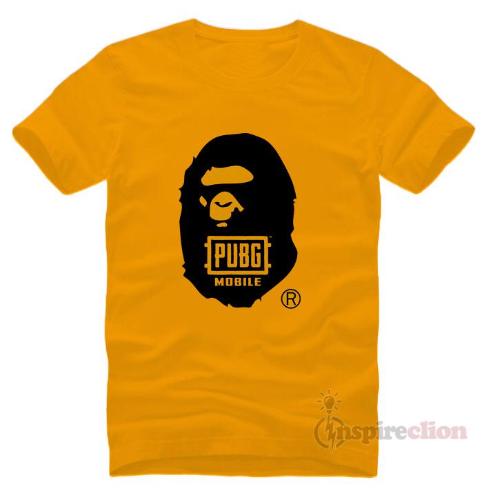 e8f08096 Exclusive PlayerUnknown's BattleGrounds BAPE x PUBG T-Shirt ...