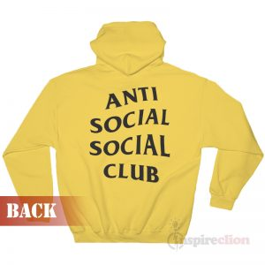 People Love Reading Negative Reviews ASSC Hoodie