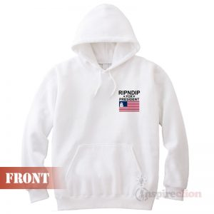 RipNdip For President Pocket Hoodie Unisex