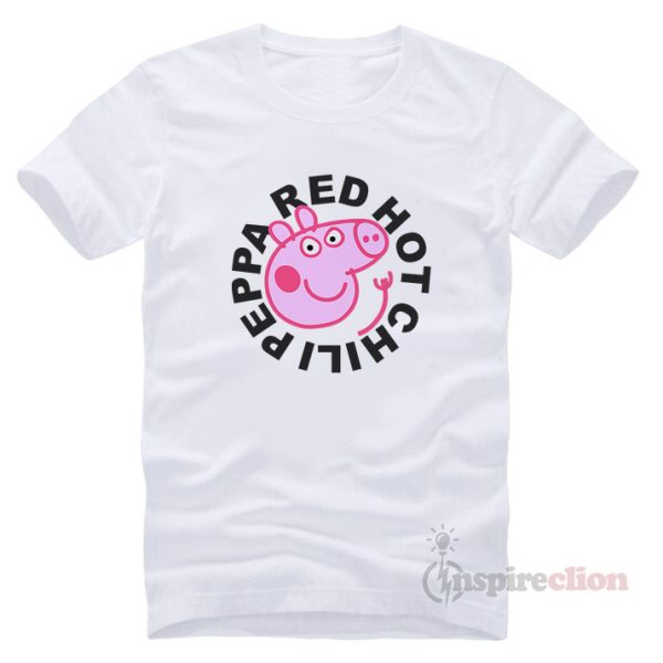Red Hot Chili Peppa T-Shirt
