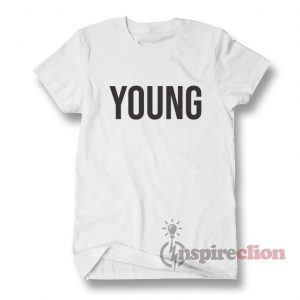 The YOUNG Make Over T-shirt Unisex Custom