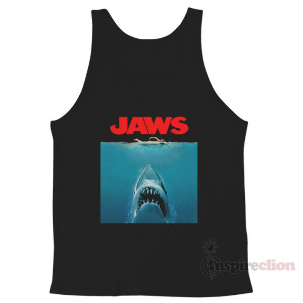 American Classics Jaws Shark T-Shirt Tank Top