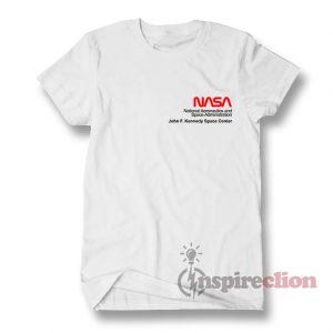 NASA Space Voyager T-shirt