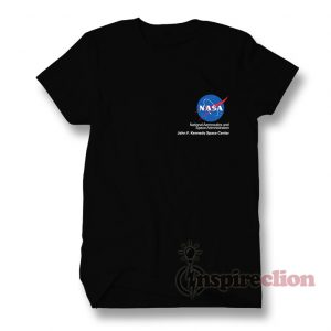 NASA Logo John F. Kennedy Space CenterT-shirt