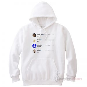 Why do legends die xxxtencion lilpeep macmiller avicii Instagram Hoodie