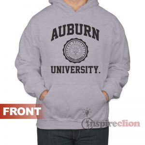 Auburn University Hoodie Adult For Women's or Men's