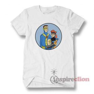 Bobby Hill X Men King Of Hill T-shirt