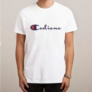 Codiene Parody Champion T-Shirt Adult Unisex