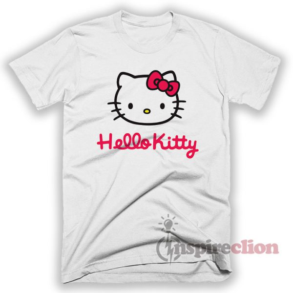 Hello Kitty Kawaii T-Shirt Unisex