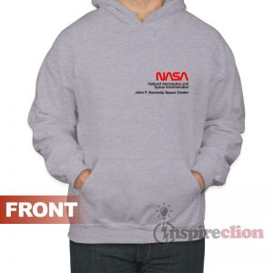 Nasa kennedy Space Center Hoodie For Women's Or Men's