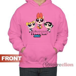 Powerpuff Girls Hoodie For Men's And Women's