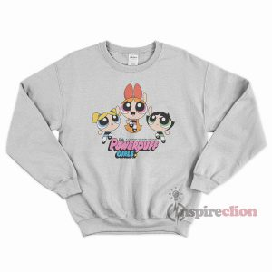 Powerpuff Girls Adult Sweatshirt For Women's Or Men's
