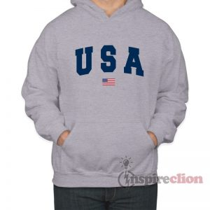 Team USA Olympic Hoodie Adult For Women's or Men's