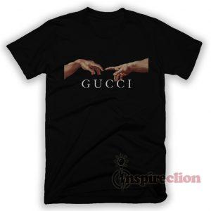 Gucci The Hand Of Gods Revelation Gucci T-Shirt