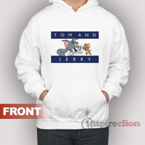 Tom And Jerry Tommy Parody Hoodie Trendy Clothes