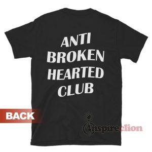 Anti Broken Hearted Club Replica ASSC Logo T-shirt