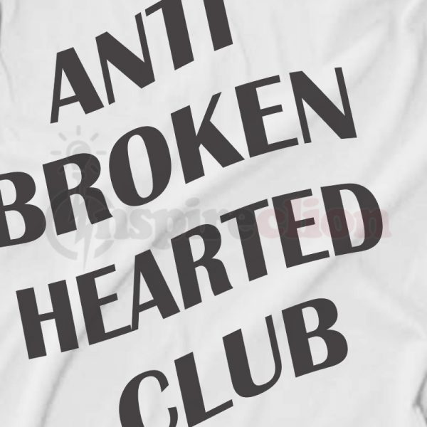 Anti Broken Hearted Club ASSC Replica Hoodie