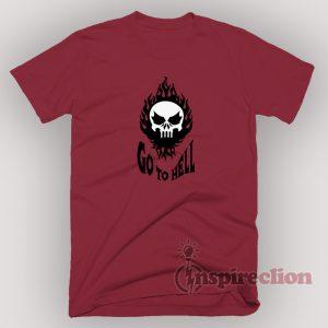 Go To Hell T-Shirt Viktor & Rolf's Statement Dresses Meme