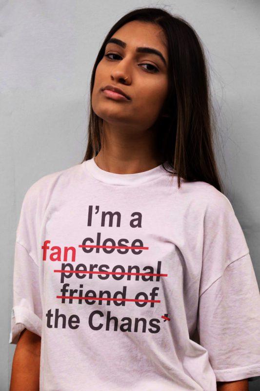 Iam A Fan The Chan T-Shirt