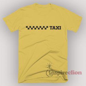 Taxi Vintage Logo T-Shirt Unisex