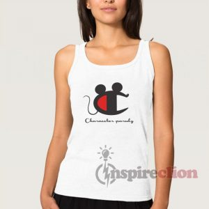 Vintage Champion Mickey Mouse Character Tank Top